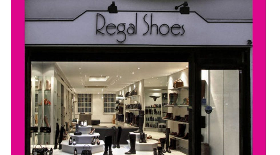 Regal shoes St John's Wood